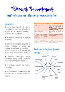 Introdução ao Sistema Imune