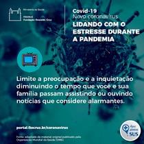 Lidando com estresse (3) COVID-19