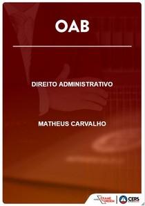 Direito Administrativo - OAB Fase 1