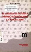 ROXIN, Claus. La evolución de la política criminal
