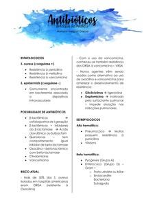 ANTIBIOTICOTERAPIA II ENFOQUE PRÁTICO