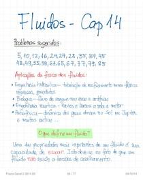 Resumo Física 2 - Prof. Lúcio Acioli UFPE - Cap14