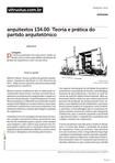 Teoria e pratica do partido arqiutetonico - Mario Biselli 17.09.14