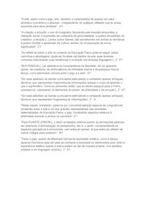 PROJETOS INTERDISCIPLINARES ENTRE ARTES VISUAIS E EDUCAÇÃO FÍSICA 60