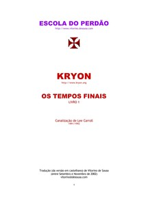 kryon livro 1
