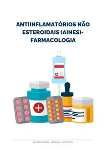ANTIINFLAMATORIOS NÃO ESTEROIDAIS- AINES- RESUMO DE FARMACOLOGIA