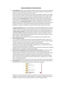 DOENÇAS MICROBIANAS DO SISTEMA DIGESTORIO - aula 1 P2