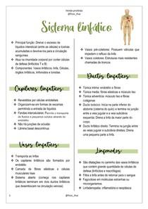 9. Sistema linfático