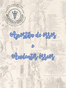 Apostila de ossos e acidentes ósseos