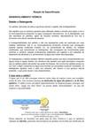 Reação de Saponificação (Sabão x Detergente ) + Procedimento experimental - Experiencia para criar Sabão