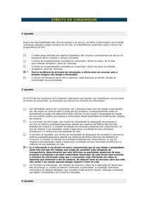 Direito do Consumidor - Aula 05 V