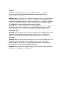 ATIVIDADE 01 GABARITO