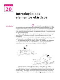 Aula 20 - Introdução aos elementos elásticos