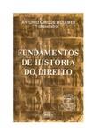 """Wolkmer   FUNDAMENTOS DE HISTÃ""""RIA DO DIREITO"""