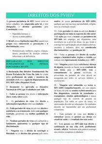 Direitos dos PVHIV