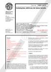 NBR 05410   1997   Instalações Elétricas de Baixa Tensão(outra)