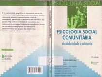 Livro Psicologia Social