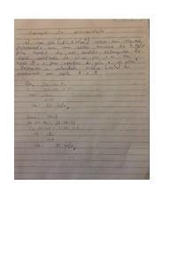 Exercício 1 - Material Online Unip - Equação da Continuidade - Mecânica dos Fluídos