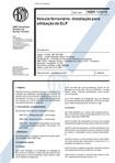 NBR 12919   1993   Veiculo Ferroviário   Instalação para Utilização de GLP