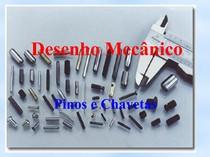 DESENHO MECANICO_pinos_chavetas