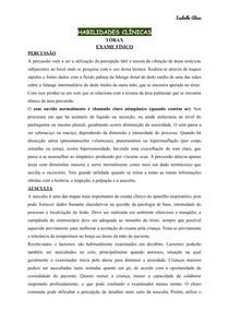 Torax exame físico 2