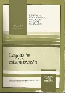 Lagoas de Estabilização   Volume 3   2ed   Von Sperling