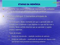 Memória 8