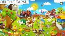 Farm Animals (There is x There are)