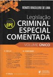 LEGISLAÇAO CRIMINAL ESPECIAL COMENTADA VOLUME  NICO 2016