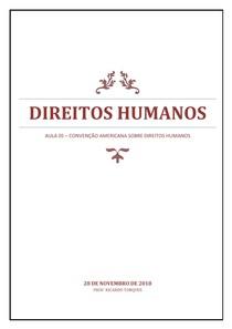 Direitos Humanos - AULA 05