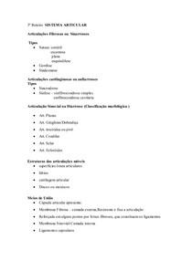 structura articulară a vătămării