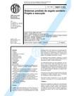 NBR 8160 Sistemas prediais de esgoto sanitário
