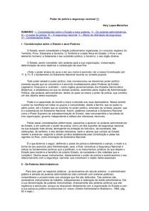 HELY_LOPES_Poder_de_polícia_e_segurança_nacional