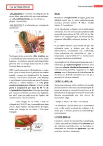 Colecistolitíase e complicações
