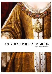 APOSTILA Historia da Moda