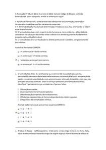 prova introdução as ciencias farmaceuticas 3