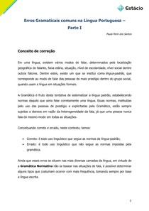 Gramatica Normativa Da Lingua Portuguesa Pdf