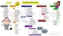mapa mental - remédios constitucionais