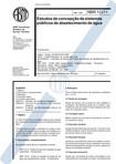 NBR 12211 NB 587   Estudos de concepcao de sistemas publicos de abastecimento de agua