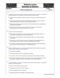 WL-Questões-04-Direito Constitucional-032-PCI