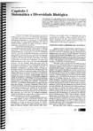 Capítulo 1   Sistemática e Diversidade Biológica