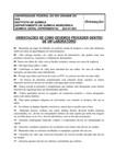 Polígrafo de experimentos - Química Geral Experimental - QUI01003
