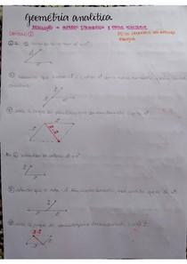 RESOLUÇÃO - Steinbruch Winterle - Capítulo 1 (Geometria Analítica)