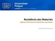 Aula 2 Resistência dos Materiais
