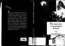 Ricupero, Bernardo   Sete Lições Sobre as interpretações do Brasil - Livro Completo