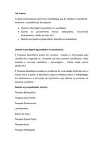 metodologia tcc