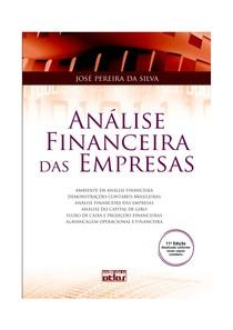 ANÁLISE FINANCEIRA DAS EMPRESAS   11ª edição   José Pereira da Silva
