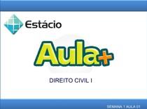 CCJ0006-WL-AMMA-01-Código Civil Brasileiro