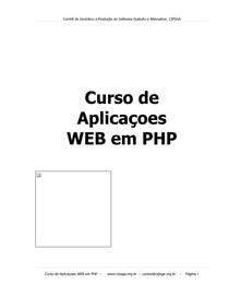 Aplicacoes WEB em PHP