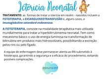 Icterícia neonatal - parte 3